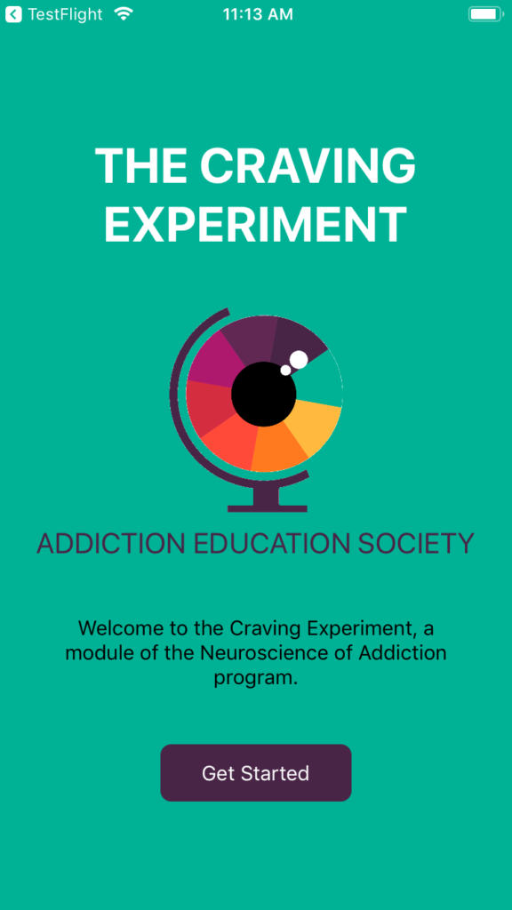 The Craving Experiment